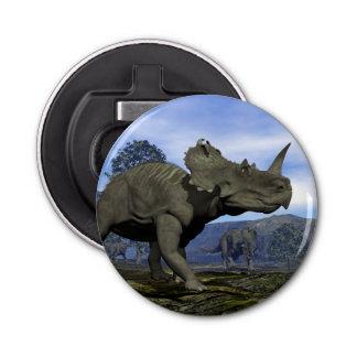 Centrosaurus dinosaurs - 3D render Bottle Opener