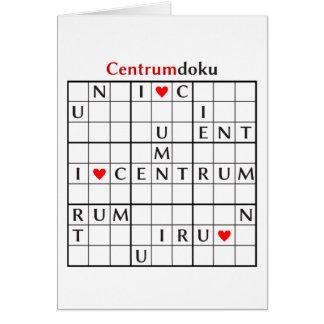 centrumdoku card