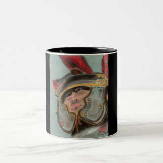 Centurian Two-Tone Coffee Mug