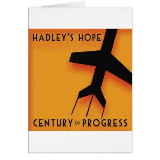 Century Of Progress Card