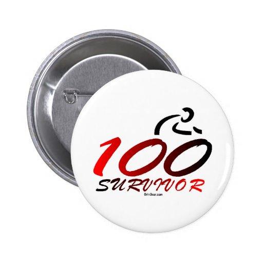 Century Survivor Buttons