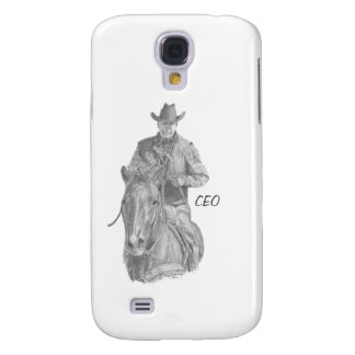 CEO (Chief Equestrian Officer) Samsung Phone Case