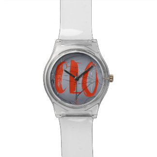CEO Of Your Destiny Graffiti Watch
