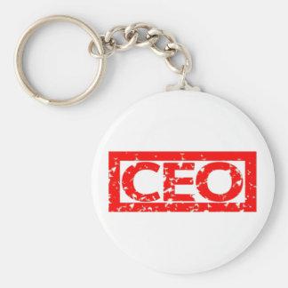 CEO Stamp Keychain