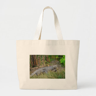 CEOCODILE QUEENSLAND AUSTRALIA LARGE TOTE BAG