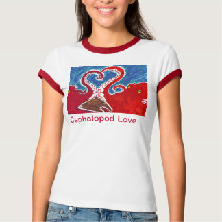 Cephalopod Love T-Shirt