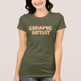Ceramic Artist T-Shirt