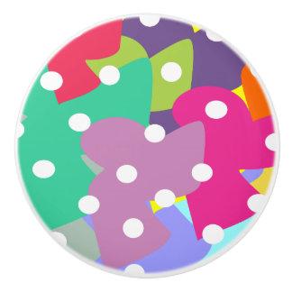 Ceramic Colorful Knob Ceramic Knob