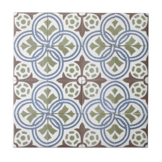 Ceramic Kitchen Tile - French Pattern