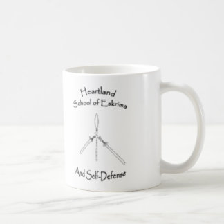 Ceramic Mug with 2 School Logos