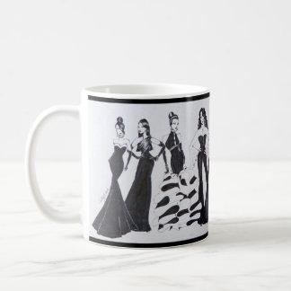 Ceramic mug with beautiful Fashion Graphic