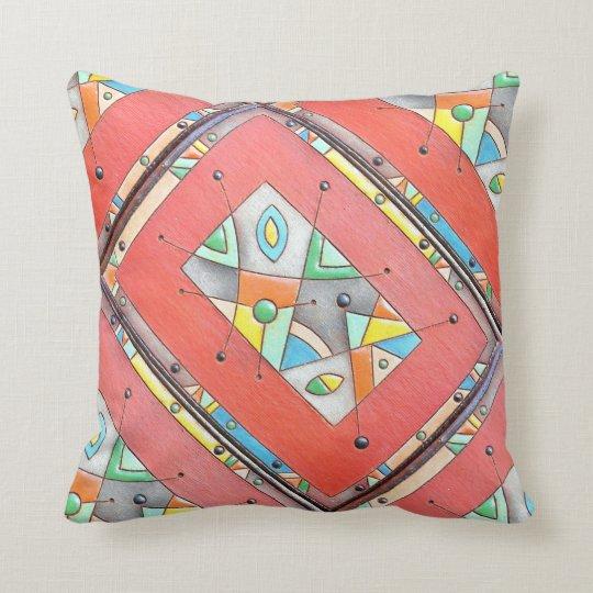 Ceramic New Mexico art Reproduction Cushion