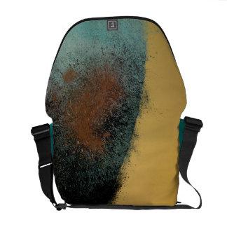 Ceramic Pixels Abstract Commuter Bag