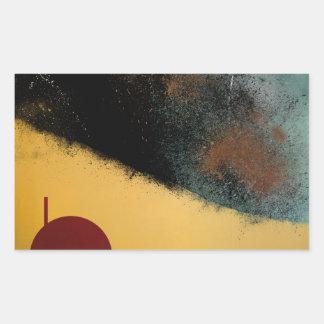 Ceramic Pixels Abstract pressionistiArt