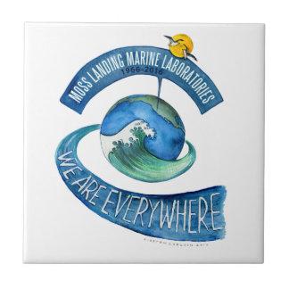 "Ceramic Tile (4.25"" x 4.25""): We Are Everywhere"