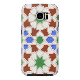 Ceramic tiles from Granada case