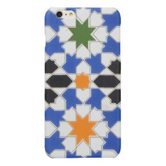 Ceramic tiles from Granada iPhone Case