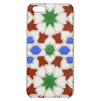 Ceramic tiles from Granada iPhone Case iPhone 5C Covers