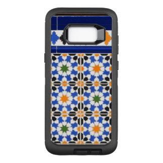 Ceramic tiles from Granada OtterBox Defender Samsung Galaxy S8+ Case