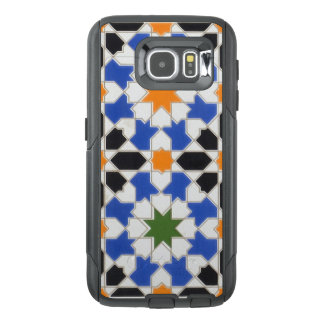 Ceramic tiles from Granada OtterBox Samsung Galaxy S6 Case