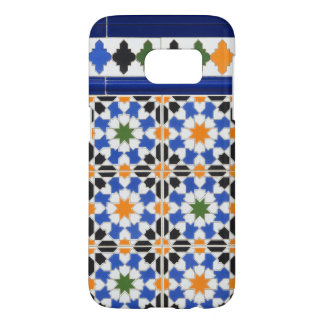 Ceramic tiles from Granada Samsung Galaxy S7 Case
