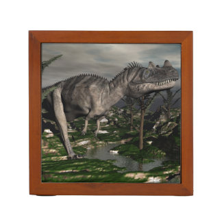 Ceratosaurus dinosaur - 3D render Desk Organizer
