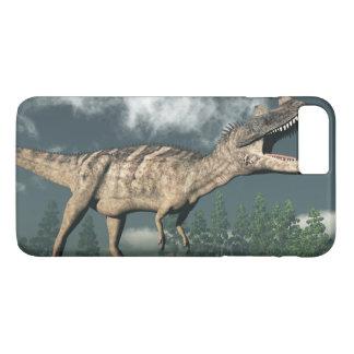 Ceratosaurus dinosaur - 3D render iPhone 8 Plus/7 Plus Case