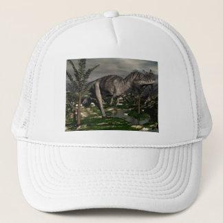 Ceratosaurus dinosaur - 3D render Trucker Hat