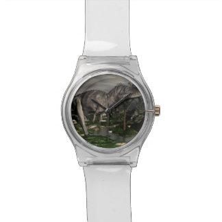 Ceratosaurus dinosaur - 3D render Wrist Watch