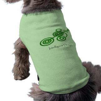 Cercles de culture verte - conception intelligente manteaux pour chien