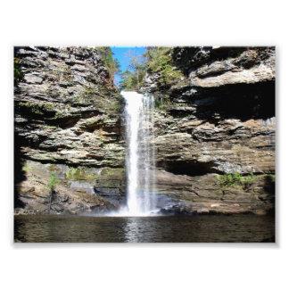 Cerdar Falls, Petit Jean State Park, Arkansas Photo Print