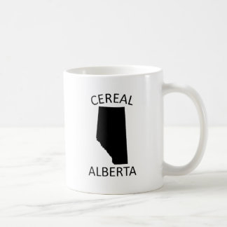 Cereal Alberta Coffee Mug