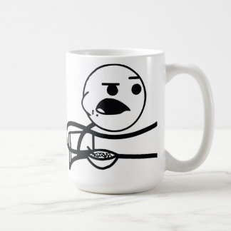 Cereal Guy Coffee Mug
