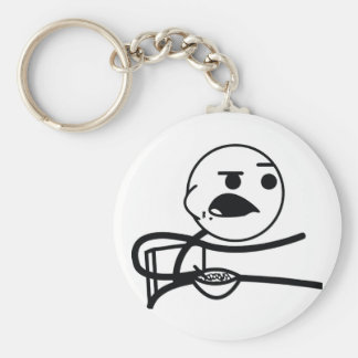 Cereal Guy Keychain