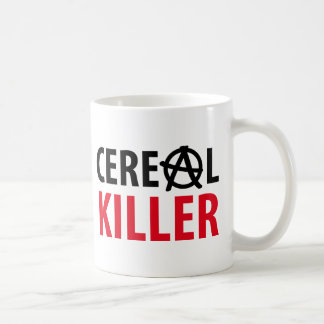 cereal killer icon coffee mug