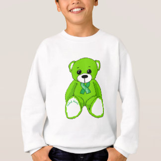 Cerebral Palsy Awareness Teddy Bear Products Sweatshirt