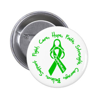 Cerebral Palsy Fight Cure Hope Logo Button