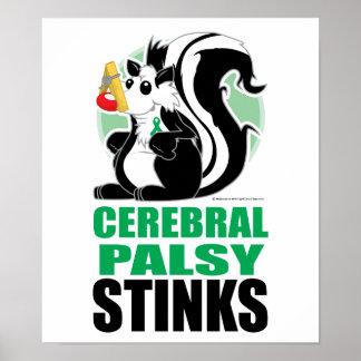 Cerebral Palsy Stinks Print