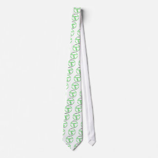 Cerebral Palsy Support Ribbon Tie