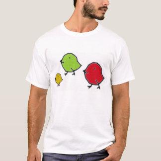 Cerebro Salsa por Chicas by Rench Mendleton T-Shirt