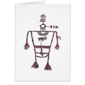 Ceremonial Dress, Man Image 4, Card