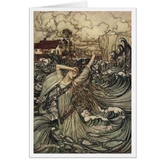 Ceremonials (Blank Inside) Card