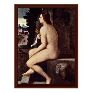 Ceres By Giorgione Postcard