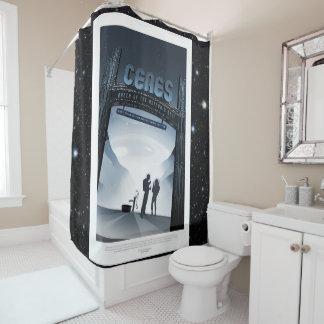 Ceres dwarf planet vacation advert space tourism