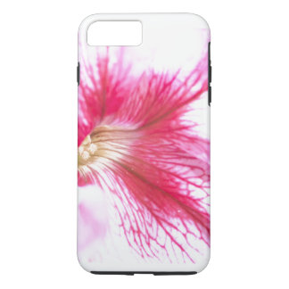Cerise And White Tropical Flower I Phone iPhone 8 Plus/7 Plus Case