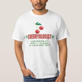 Cerise drôle t-shirt