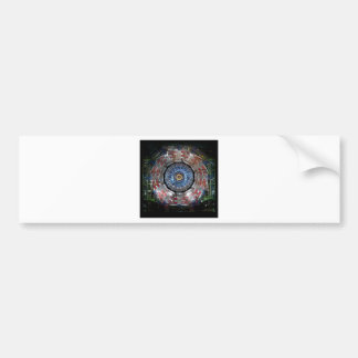 CERN Shiva LHC Bumper Sticker