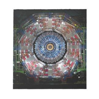 CERN Shiva LHC Notepads