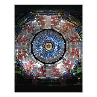 CERN Shiva LHC Personalized Letterhead