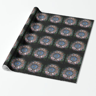CERN Shiva LHC Wrapping Paper